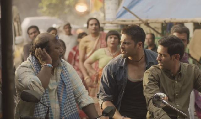Scene no 3- Ali Faizal & Vikrant Massey