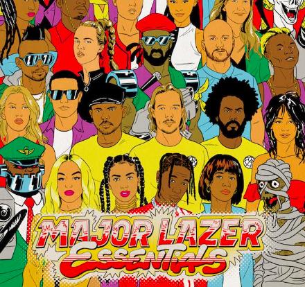 Major Lazer Debuts Vid...