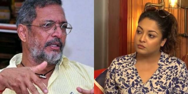 Nana Patekar - Tanushree Dutta