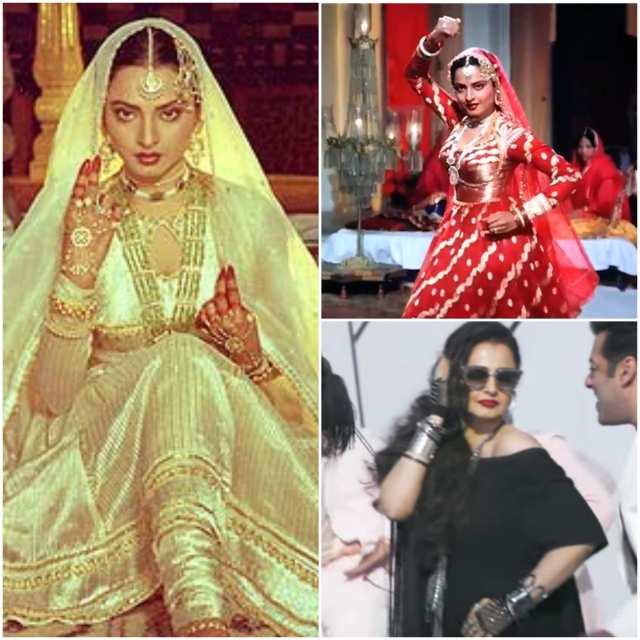 Rekha's Amazing Dances