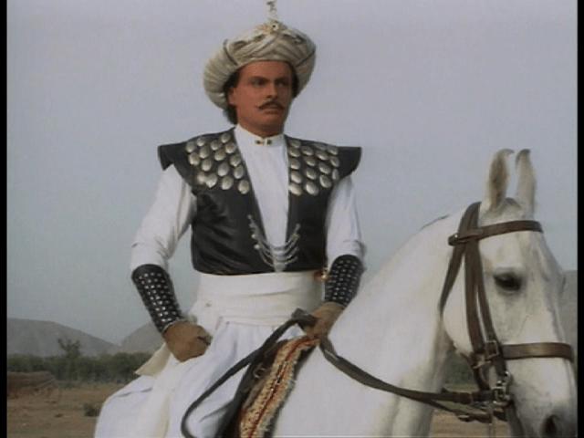Tipu Sultan, fire mishap