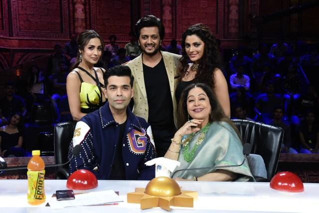 Mauli Promotions on India's Got Talent