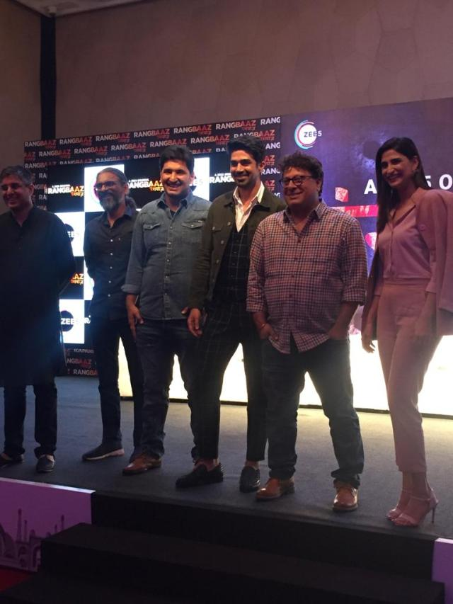 Rangbaaz launch