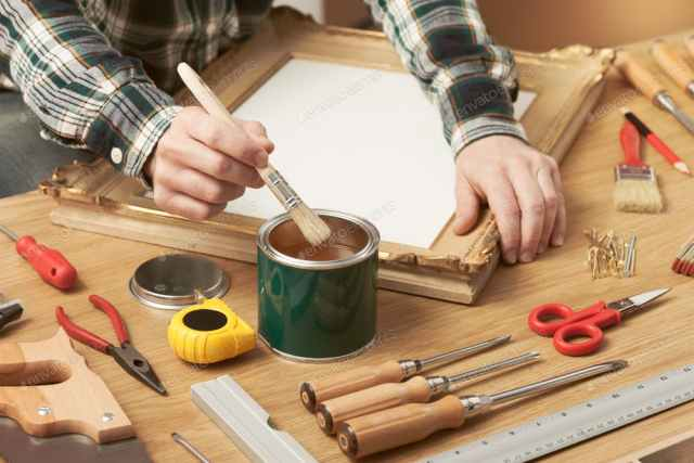 5 DIY Projects for Artists!