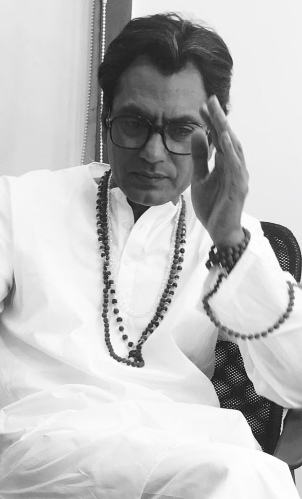 Nawazuddin Siddiqui as Balasaheb Thackeray