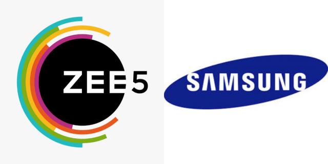 ZEE5- Samsung