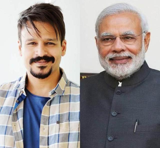 Vivek Oberoi To Play Narendra Modi In The Prime Minister's Biopic