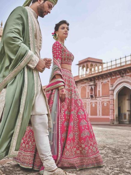 Anita Dongre To Participate At Aashni Co Wedding Show 2019