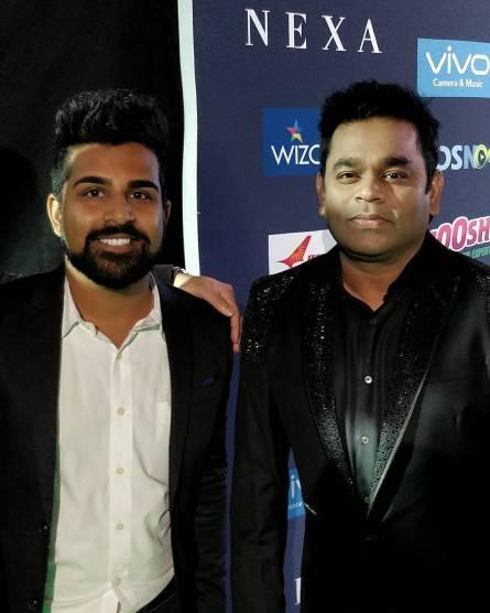 AR Rahman and Arpit G