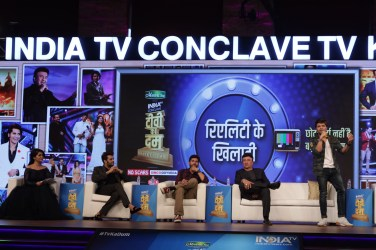 INDIA TV CONCLAVE TV KA DUM 007