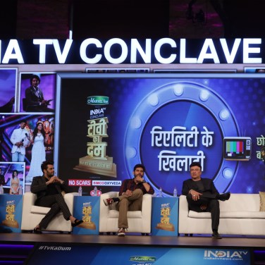 INDIA TV CONCLAVE TV KA DUM 007