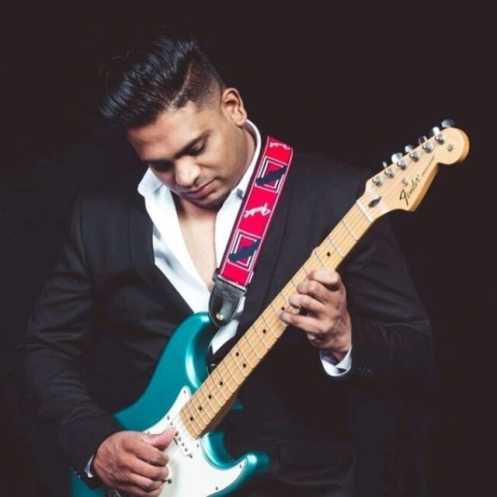 South African Musician Creagen Naidoo and His Endless Love For Music