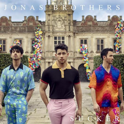 Jonas Brothers are back and new single sucker