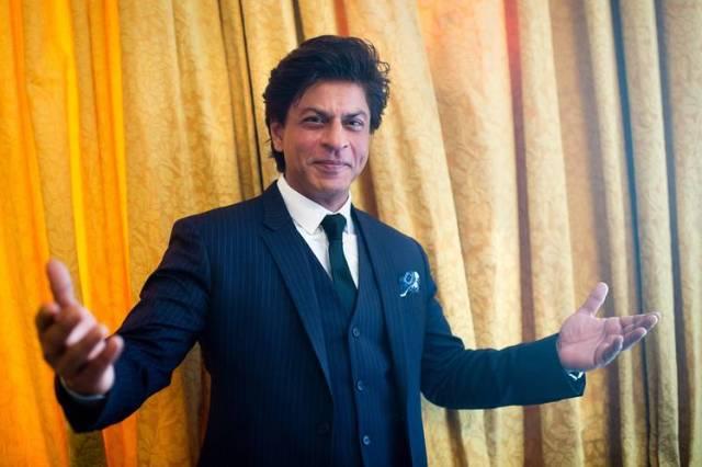 Shah Rukh Khan on Netflix's Show