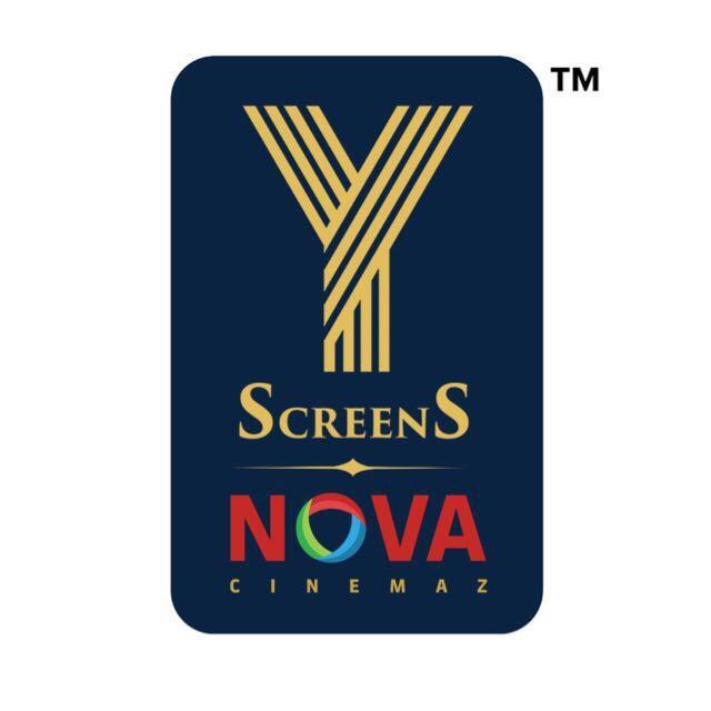 Nova Cinemaz and Y Screen