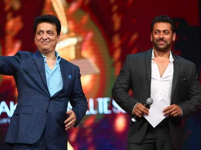 Salman Khan thanks  Sajid Nadiadwala
