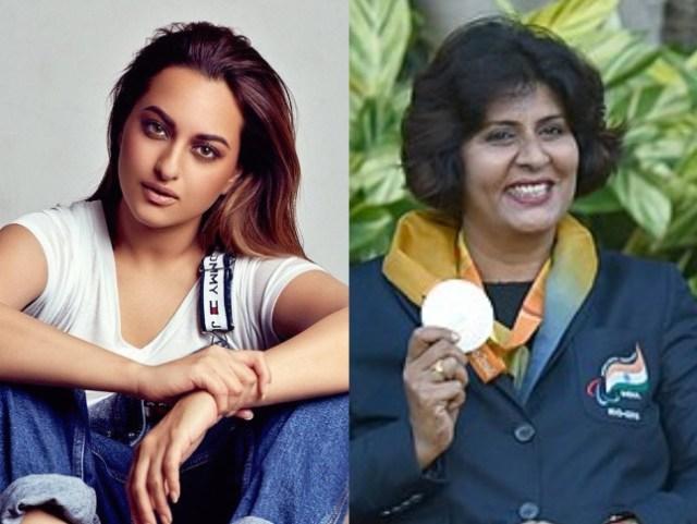 Sonakshi Sinha To Play Paralympic Silver Medalist Deepa Malik