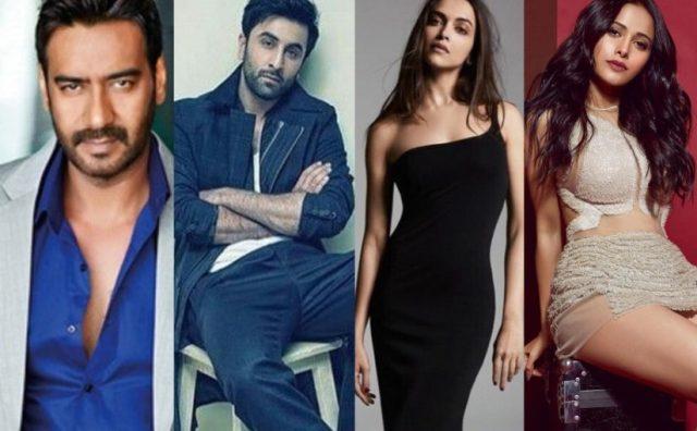 Ajay Devgn-Deepika PAdukone-Ranbir Kapoor-Nushrat Bharucha-Luv Ranjan