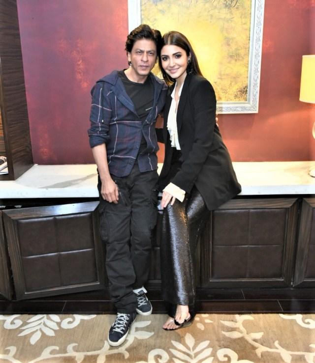 Shah Rukh- Anushka