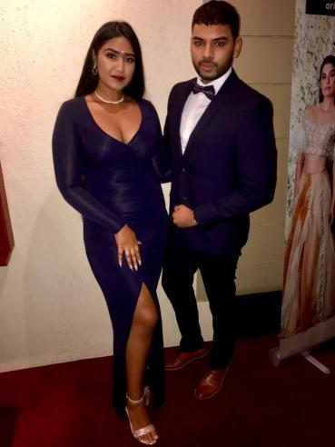 Riashri Moodley and Reese Naidoo