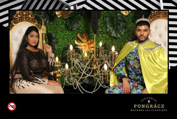 The Vodacom Durban July 2019 Crown the brown