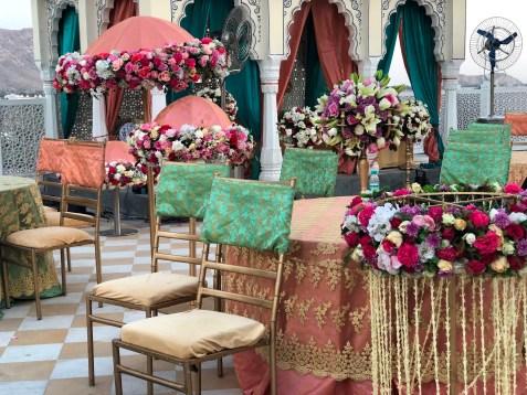 Monsoon Wedding Decor Ideas By Dreamzkrraft Weddings