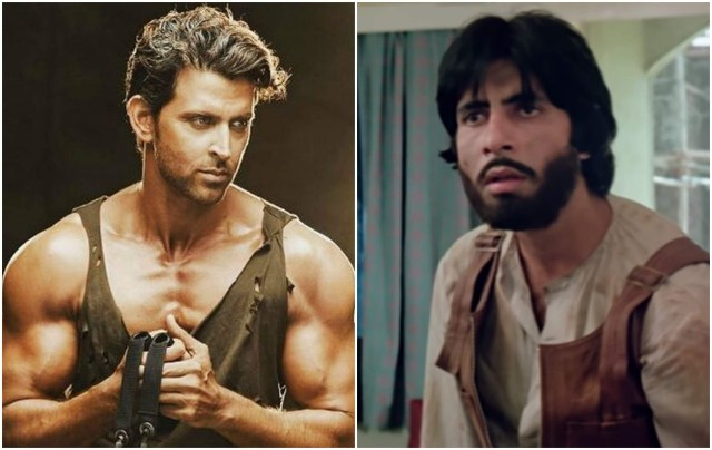 Hrithik Roshan To Play Amitabh Bachchan's Role In Satte Pe Satta?
