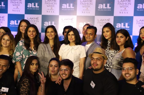'aLL' - THE PLUS SIZE STORE'S SHOW AT LAKMÉ FASHION WEEK WINTER/FESTIVE 2019