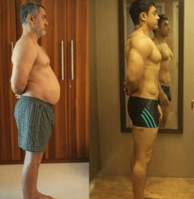 Aamir Khan To Lose 20 Kilos For Lal Singh Chaddha
