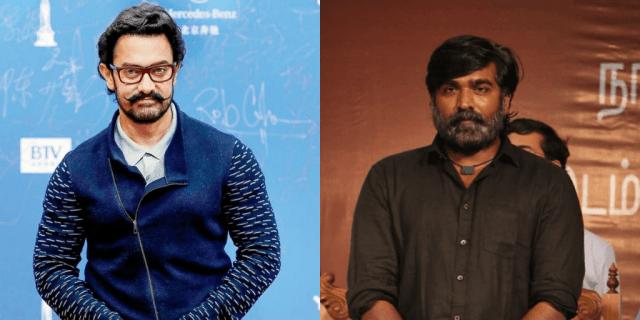 Aamir Khan-Vijay Sethupati  collaborate