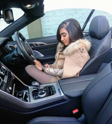crown the brown verushka singh exotic cars