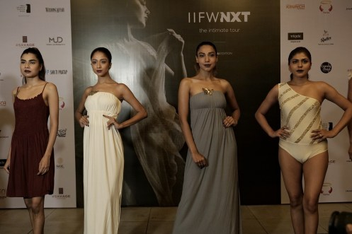"""""""IIFW NXT - The Intimate Fashion Tour"""" Mumbai edition focuses on Sustainability and Sumptuousness"""