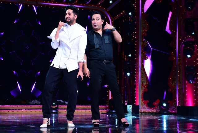 Nach Baliye 9: Dream Girl Ayushmann Khurrana and Ahmed Khan dance to Dil Ka Telephone