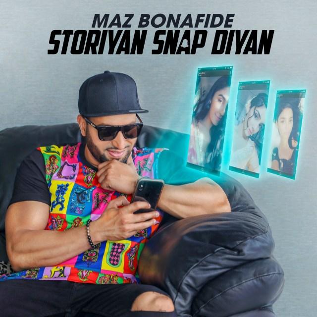 British Pakistani star Maz Bonafide releases ground breaking video |