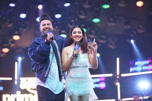 Sukh-e and Neeti Mohan