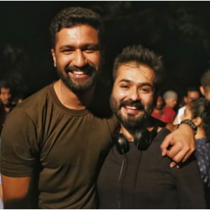 Vicky Kaushal and Aditya Dhar - The Immortal Ashwatthama