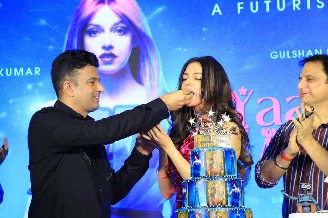 Bhushan Kumar and Divya Khosla Kumar