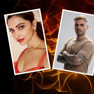French hair and make up artist Florian Hurel styles Deepika Padukone!