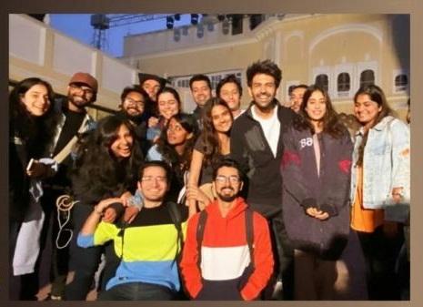 Janhvi Kapoor, Kartik Aaryan And Lakshya Wrap Up The Punjab Schedule