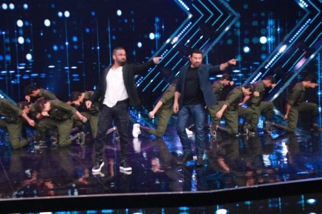 Dance+ 5 - Sunny Deol And Sunil Shetty Get Blown Away