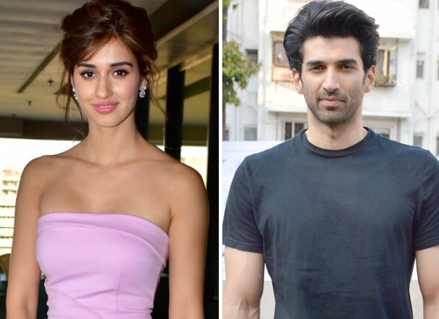 Disha Patani and Aditya Roy Kapur
