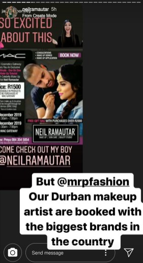 Mr Price's New Beauty Brand Causes Outrage amongst Indians due to Lack of Diversity