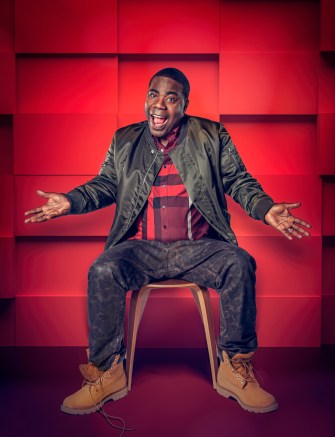 Tracy Morgan sets off to South Africa for his new tour called No Disrespect