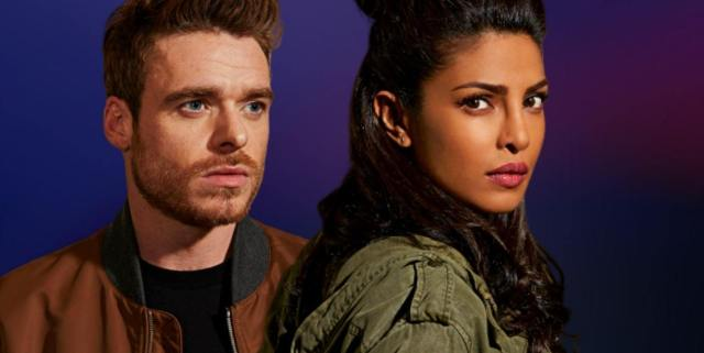 Priyanka Chopra Jonas and Richard Madden