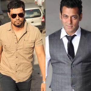 Salman Khan and Randeep Hooda