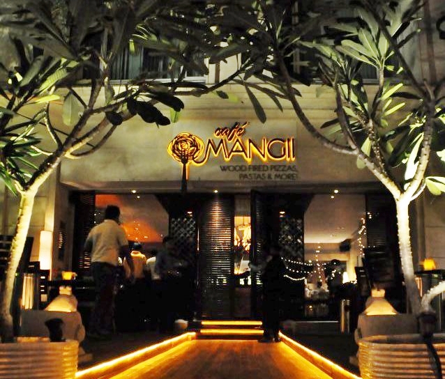 Cafe Mangii, Powai