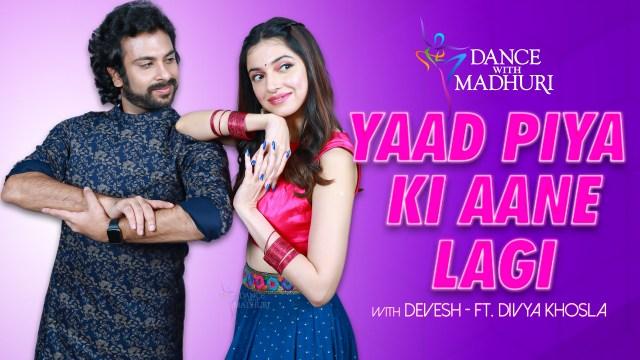 Dance With Madhuri x Divya Khosla Kumar