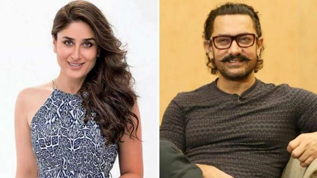 Kareena Kapoor Khan and Aamir Khan shoot a romantic song for Laal Singh Chaddha