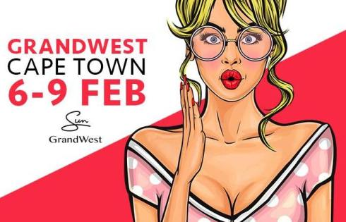 Love, The Sex Expo makes its way to GrandWest, Cape Town on 6 to 9 February 2020