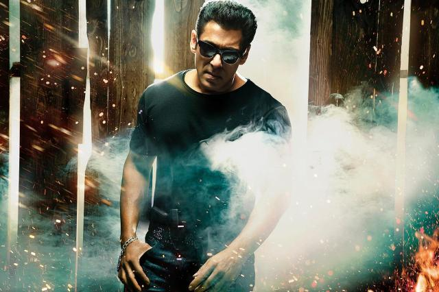 Salman Khan in and as Radhe